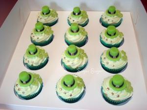 Happy St Patricks day! Sugar Sugar Cake Art and Design